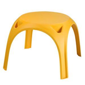 שולחן גילי צהוב