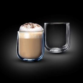 """סט 2 כוסות דאבל  250 מ""""ל LATTE VENEZUELA מבית Food appeal"""