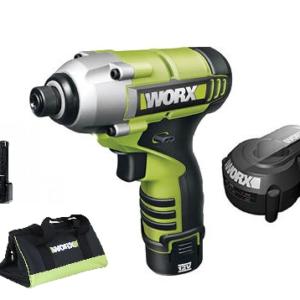 מברגת אימפקט Worx WU280.3