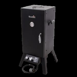 מעשנת גז ארון-char broil
