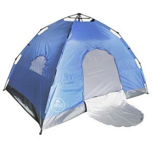 אוהל שש נפתח ברגע
