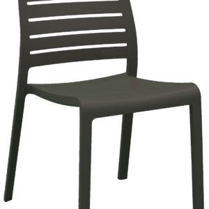 כסא שארלוט קנטרי  - אפור