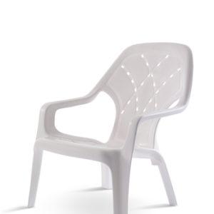 כסא קרן לבן KEREN