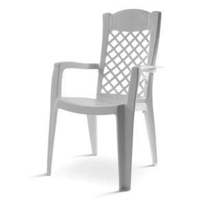 כסא לירון לבן