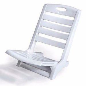 כסא סאנטו - לבן