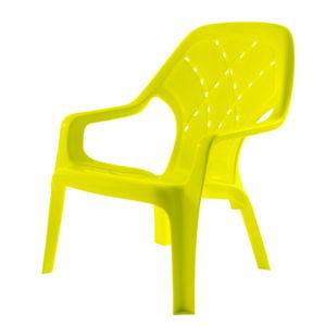 כסא קרן צהוב KEREN