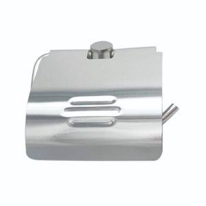 ספירל אלגנט - מחזיק נייר טולאט סגור מט