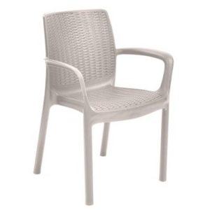 כסא באלי BALI בז' - כתר