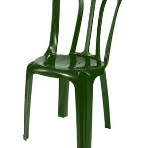 כסא קלאב 2 כתר-ירוק