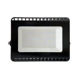 פנס הצפה שחור SMD IP65 30W MIRAGE אור חם