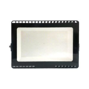 פנס הצפה שחור SMD IP65 150W MIRAGE אור חם