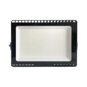 פנס הצפה שחור SMD IP65 200W MIRAGE אור חם