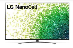 טלוויזיה LG 55NANO86VPA 4K 55 אינטש