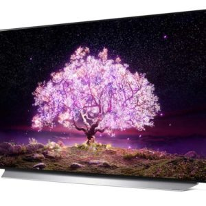 טלוויזיה LG OLED48C1PVB 4K 48 אינטש