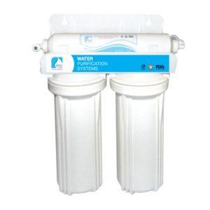 מערכת לטיהור מים 3 שלבים waterLine