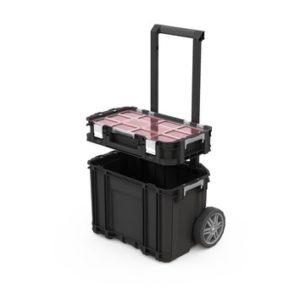 עגלת קונקט + ארגונית- Connect Cart + Organizer כתר