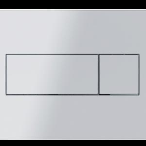 לחצן מלבני ALCA דגם 370 ניקל פלסאון
