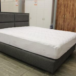 מיטה מעוצבת בסיס מיטה נסתר + ארגז +ראש מיטה ואגס