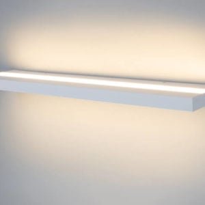 גוף תאורה צמוד קיר קלאפה 90 50W LED