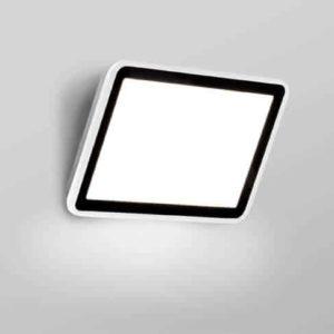 גוף תאורה צמוד קיר רייזור מיני  18W LED