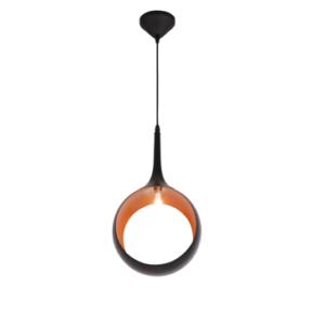 גוף תאורה דקורטיבי תלוי מעוצב בסגנון מודרני דגם בוביק 2