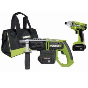 סט כלים Worx WU906