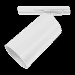 ספוט לפס צבירה E27 לבן (כולל נורה PAR30 )
